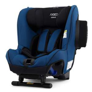 Axkid Minikid 2.0 Car Seat + FREE Axkid wedge (Sea colour only) £285 at In Car Safety Centre