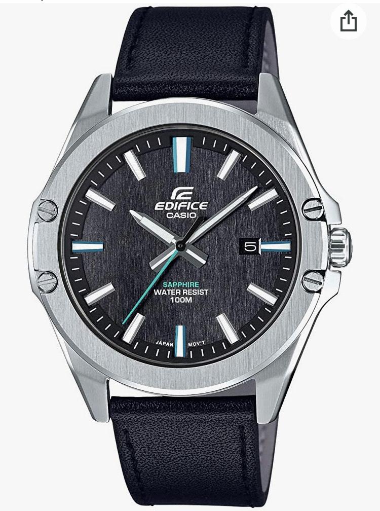 Casio Edifice Sapphire Crystal Men's watch £52.16 @ Amazon