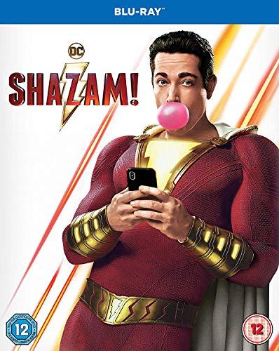 Shazam! Blu-ray £3.03 (+£2.99 non-prime) @ Amazon