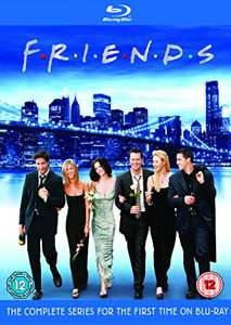 Friends The Complete Series Blu-Ray (21 discs) £37.69 @ Amazon