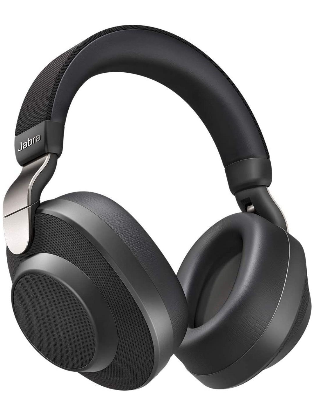 Jabra Elite 85h Over-Ear Headphones – Active Noise Cancelling Wireless Earphones - £104.88 with voucher @ Amazon
