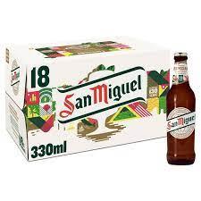 San Miguel 18 bottles £8.98 @ Asda (Worcester)