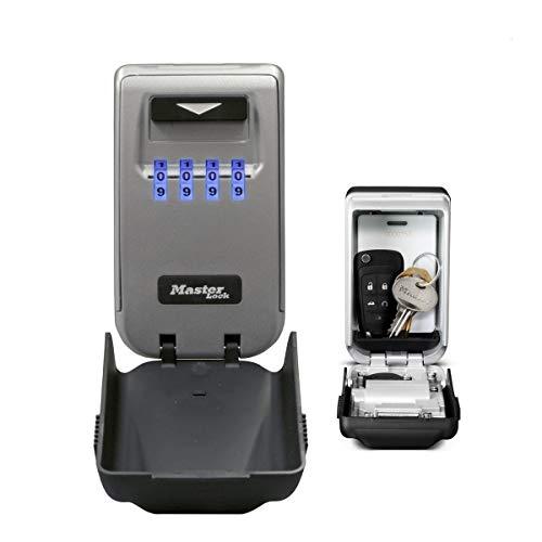 MASTER LOCK Light Up Dial Key Safe [Medium Size] £15.99 (Prime) + £4.49 (non Prime) at Amazon