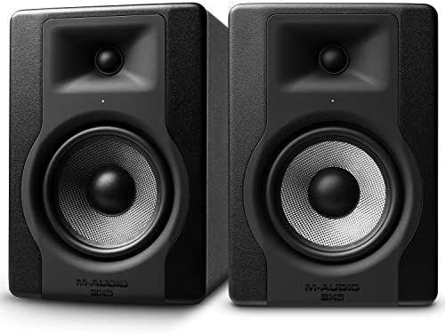 M-Audio BX5 D3 Pair Studio Monitors / Speakers £70.48 @ Amazon