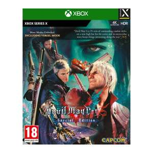 [Xbox Series X] Devil May Cry 5 Special Edition - £17.85 delivered @ Base
