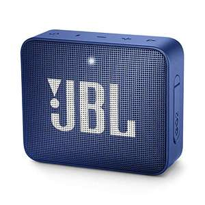 JBL GO2 Portable Bluetooth Speaker with Rechargeable Battery – Waterproof £12.98 Prime (+£4.49 NP) @ Amazon