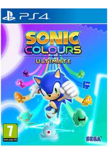 Sonic Colours Ultimate (PS4) £27.85 / (Switch) £31.85 Delivered (Preorder) @ Simply Games