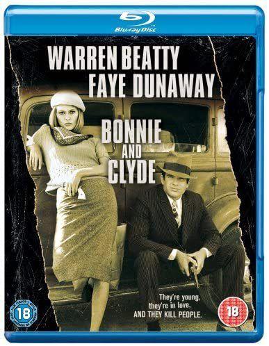 Bonnie And Clyde [Blu-ray] Standard Edition £2.09 (+£2.99 p&p non prime) @ Amazon