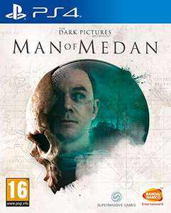 The Dark Pictures Anthology - Man of Medan (PS4) - £4.53 (+£2.99 non-prime) @ Amazon