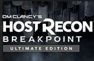 Ghost Recon Breakpoint Ultimate Edition £19.99 / £9.99 with voucher at Epic Games