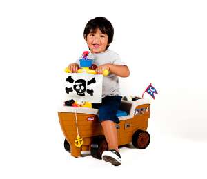 Little Tikes Play 'n Scoot Pirate Ship now £30 (Click & Collect) @ Argos / Argos ebay