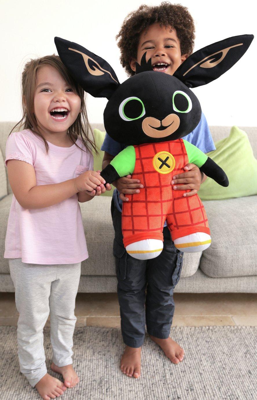 Bing Jumbo Huggable Bing Soft Toy now £20 (Click & Collect) @ Argos / Argos ebay
