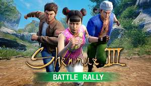 shenmue III - DLC3 Battle Rally (PC) £2.59 @ Steam Store