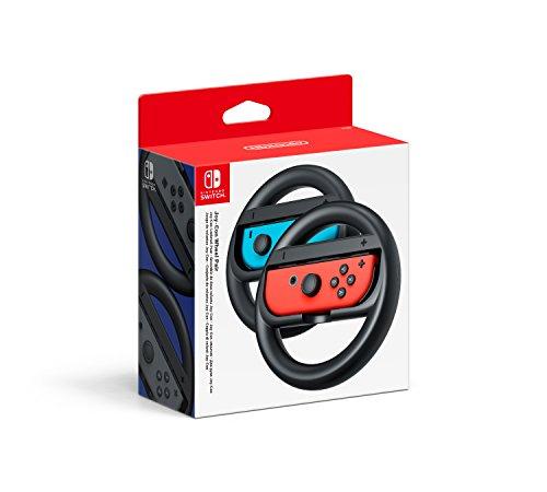 Nintendo Switch Official Joy-Con Wheel Accessory Pair £4.92 (+£4.49 non-prime) @ Amazon