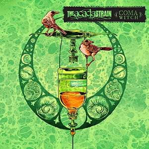 Coma Witch (2-LP colored vinyl, includes CD of full album) [VINYL] £5.74 (+£4.49 non-prime) @ Amazon