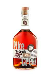 Pike Creek 10 Year Old Rum Finish Blended Whisky (70cl) £14.70 (+£4.49 Non Prime) @ Amazon