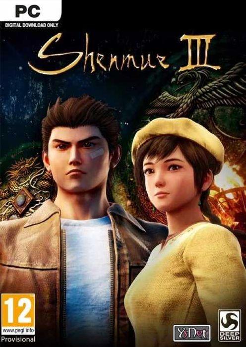 Shenmue III PC (Steam) £2.69 @ CDKeys