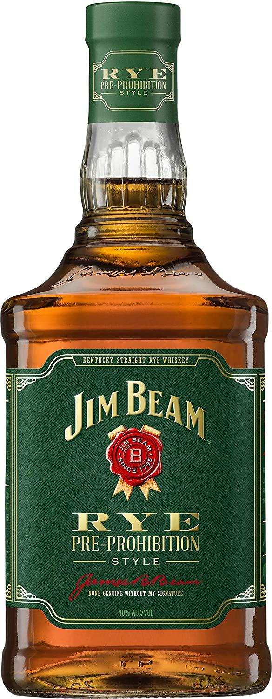 Jim Beam Rye Whiskey £16.14 (+£4.49 Non Prime) @ Amazon