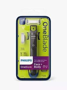 Philips OneBlade Face & Body QP2620/25 £29.46 delivered using code @ asos