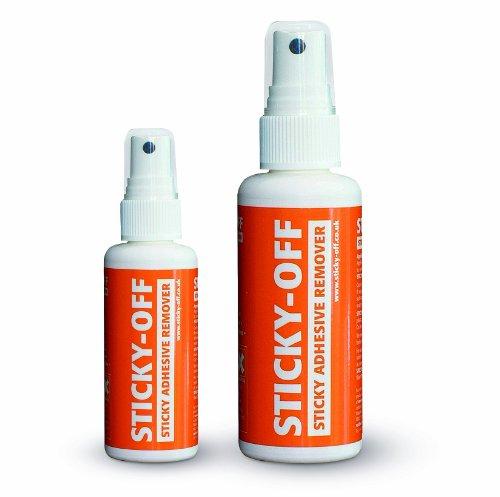 Rustins sticky off label remover 82p (+£4.49 non-prime) @ Amazon