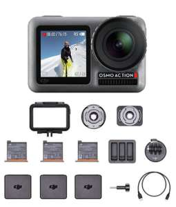 DJI Osmo Action Combo Action Camera £249 @ Argos - free click & collect (Limited Availability)