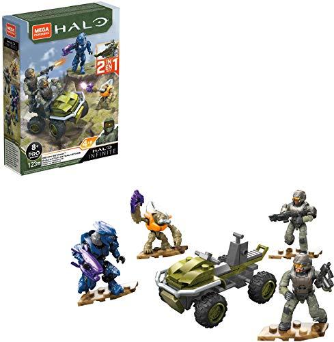Mega Construx GNB40 - Halo MONGOOSE HUNT £6.82 (+£4.49 non prime)