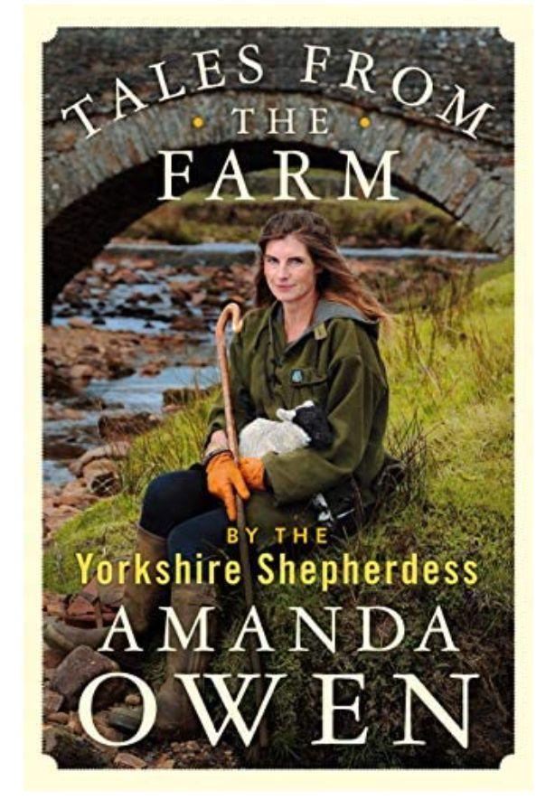 Tale From The Farm [hardback book] - Amanda Owen (The Yorkshire Shepherdess) - £6 (+£2.99 non-prime) @ Amazon