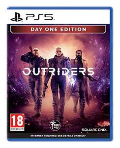 Outriders Day One Edition (PS5) £25.08 @ Amazon