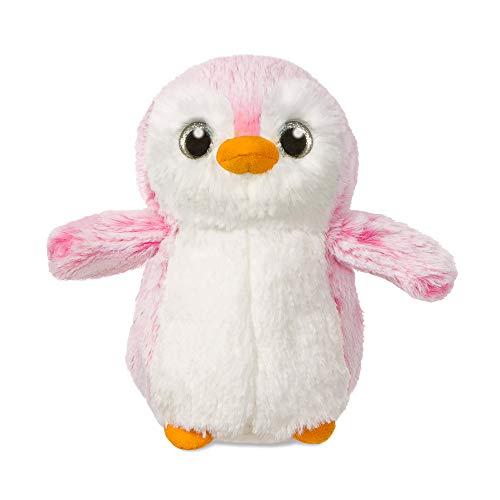 Aurora PomPom Penguin, 6In, Soft Toy, Pink £1.55 (+£4.49 non prime) @ Amazon