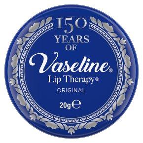 Vaseline Lip Therapy Original Pocket Size 20g - 80p @ Waitrose & Partners