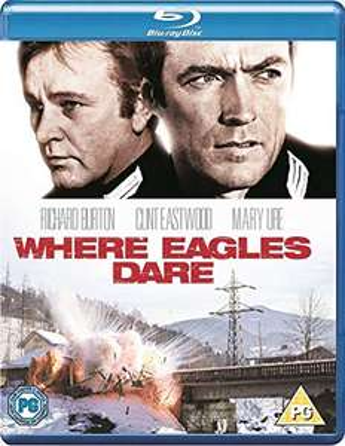 Where Eagles Dare [Blu-ray] - £2.14 (+£2.99 non Prime) @ Amazon