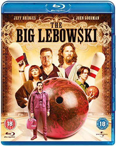 The Big Lebowski [Blu-ray] - £2.28 Prime / +£4.49 non Prime @ Amazon