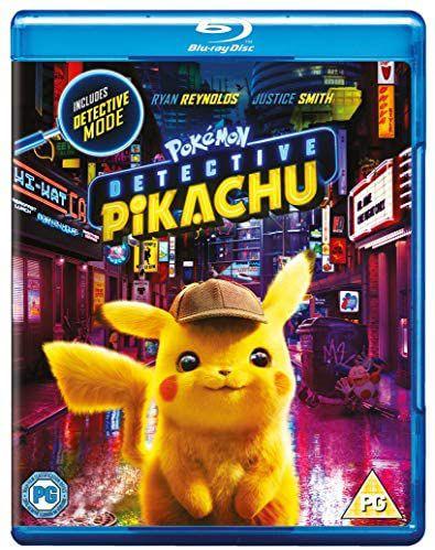 Pokémon Detective Pikachu [Blu-ray] [2019] Standard Edition - £2.09 Prime / +£2.99 non Prime @ Amazon