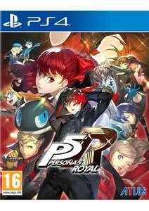 Persona Royal PS4 - £22.85 delivered @ Simply Games