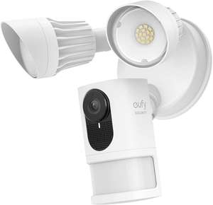 Eufy Security Floodlight Camera E with Built-in AI, 2K - £179.99 Sold by AnkerDirect UK and Fulfilled by Amazon