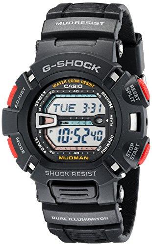 Casio G-Shock Mudman 200M Men's Watch, £49.45 sold by Amazon US at Amazon (UK Mainland)