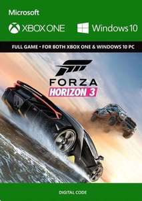 Forza Horizon 3 Xbox One & PC - £14.99 @ CDKeys
