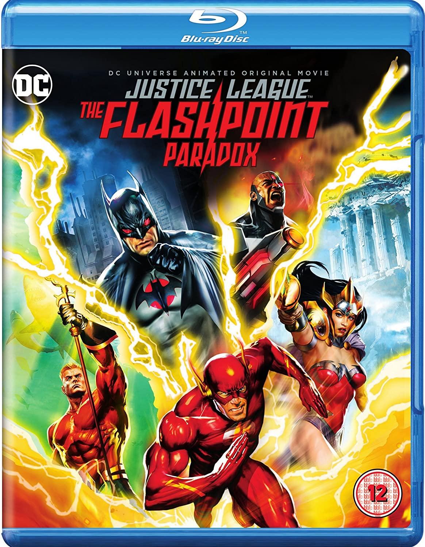 DCU: Justice League: Flashpoint Paradox [Blu-Ray] - £2.10 Prime / +£2.99 non Prime @ Amazon