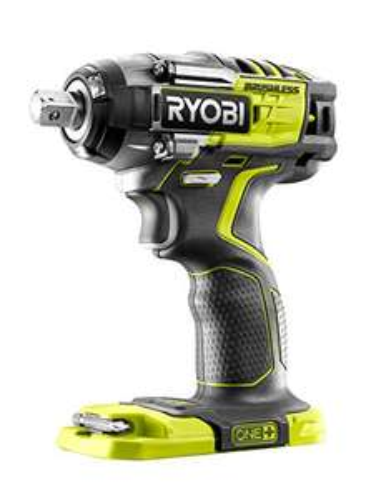 Ryobi R18IW7-0 18V ONE+ Cordless Brushless 3-Speed Impact Wrench (Body Only) £95 @ Amazon
