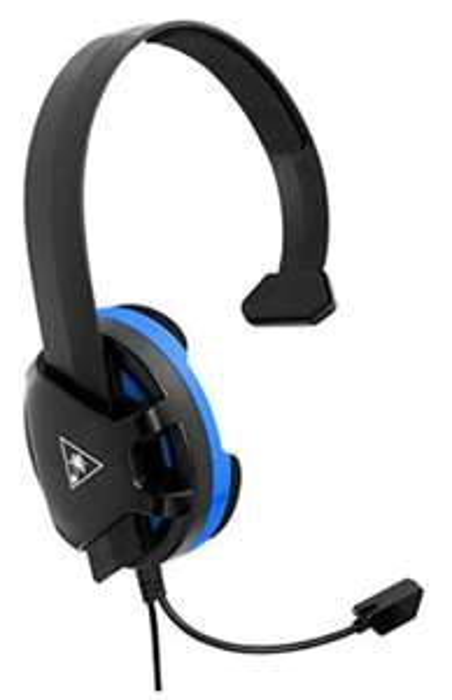 Turtle Beach Recon Chat Headset - PS4, PS5 - £3.76 Prime / +£4.49 non Prime @ Amazon