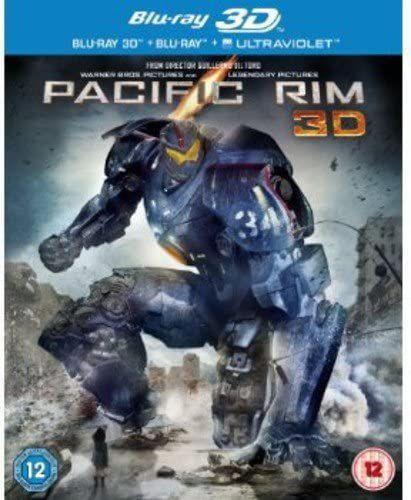 Pacific Rim [Blu-ray 3D + Blu-ray] - £3.95 Prime / +£2.99 non Prime @ Amazon