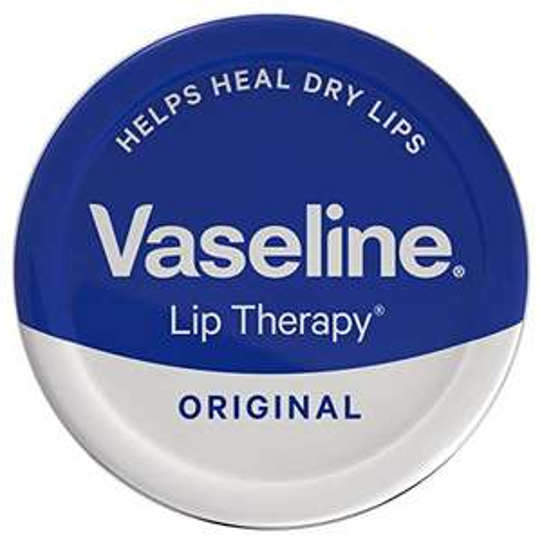 Vaseline Lip Therapy Original/Cocoa Butter 20g tin - £1.00 Prime (+£4.49 Non Prime) @Amazon