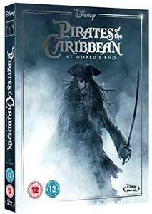 Pirates of the Caribbean 3: At World's End [Blu-ray] £1.96 (+£2.99 non-prime) @ Amazon