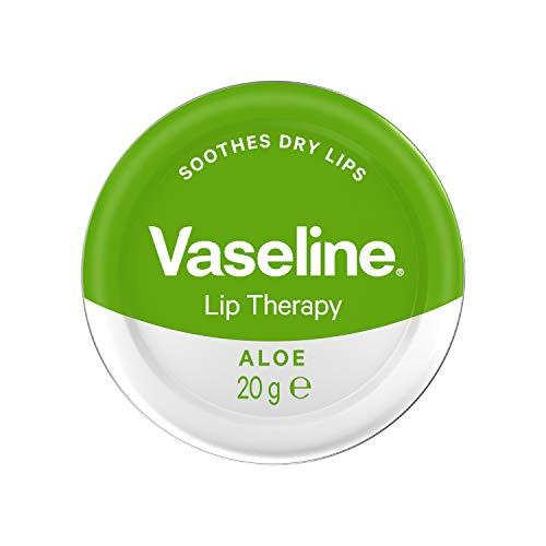 Vaseline Lip Therapy Aloe Vera 20g tin - £1.00 Prime (+£4.49 Non Prime) @Amazon