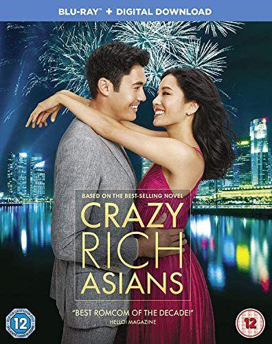 Crazy Rich Asians [Blu-ray] [2018] Standard Edition - £2.15 Prime / +£2.99 non Prime @ Amazon