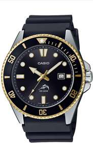 Casio MDV 106G Gold £49 UK Mainland Dispatched from and sold by Amazon US @ Amazon