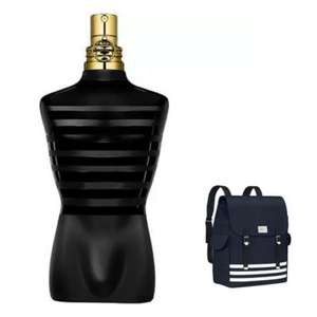 JEAN PAUL GAULTIER Le Male Le Parfum 200ml EDP & Free Bag for £66.30 delivered @ The Perfume Shop
