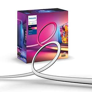 Philips Hue Gradient Lightstrip for 55 Inch TV £139.81 Usually dispatched within 1 to 2 months. @ Amazon