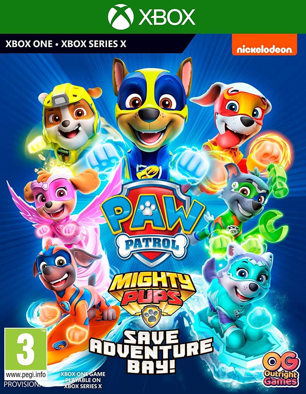 Paw Patrol Mighty Pups Save Adventure Bay! (Xbox One) - £18.21 Prime / +£2.99 non Prime @ Amazon
