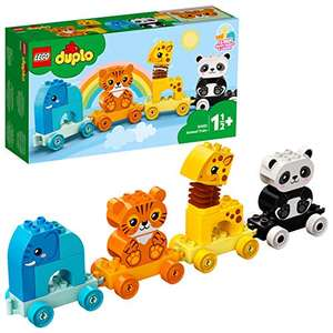 LEGO 10955 DUPLO My First Animal Train with Elephant, Tiger, Panda and Giraffe £7.51 Prime / +£4.49 non Prime at Amazon